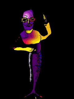 次世代殺人ロボピニャコラーダ2号